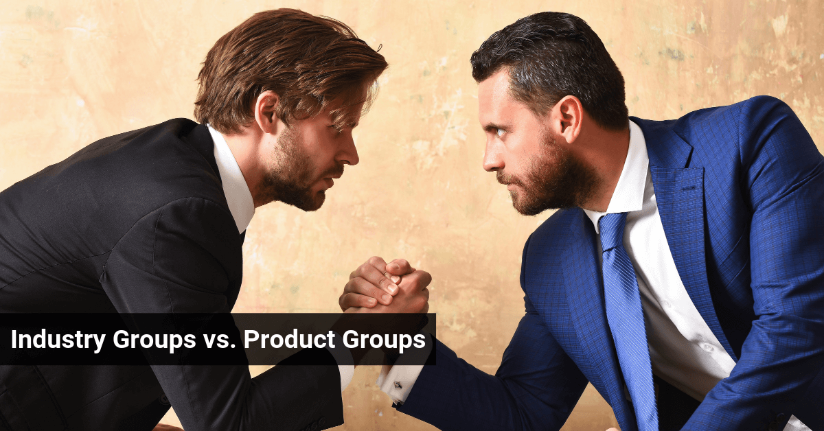 Investment Banking Industry and Product Groups