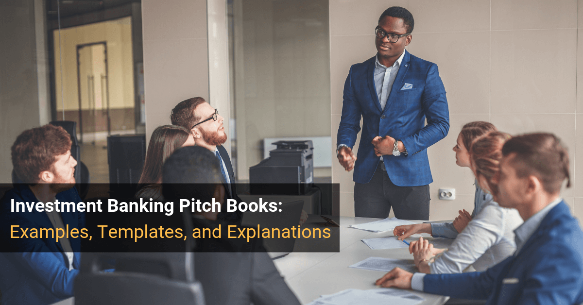 Investment Banking Pitch Book Presentation
