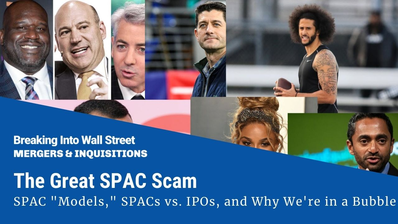 Great SPAC Scam